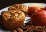 Cranberry Corn Muffin