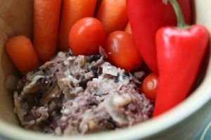 Kidney Bean Garlic and Herb Bean Dip