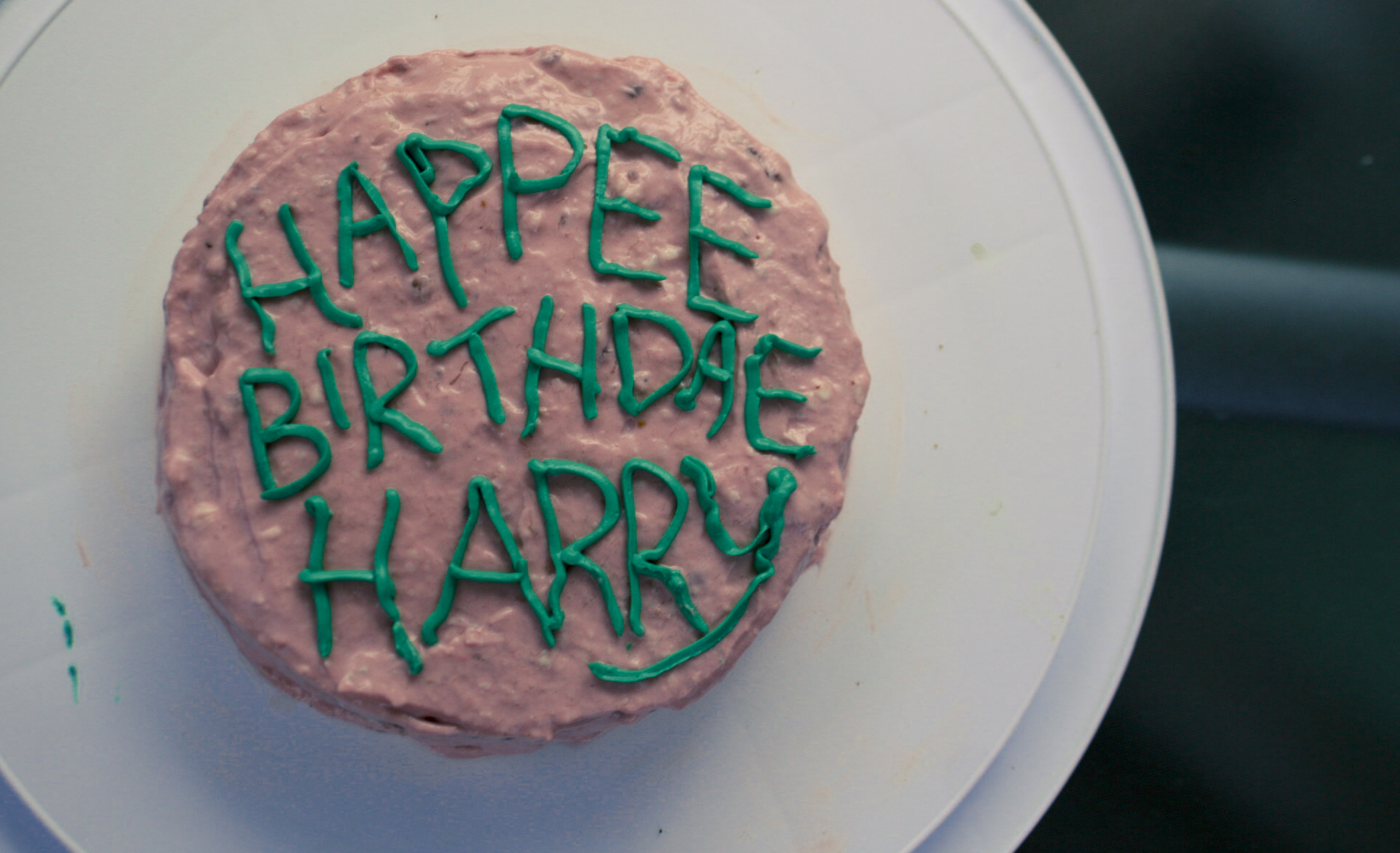 Happy Birthday Harry Potter Happee Birthdae