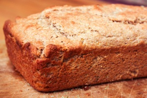 Grapefruit Rosemary Bread at fourbroomstick.wordpress.com
