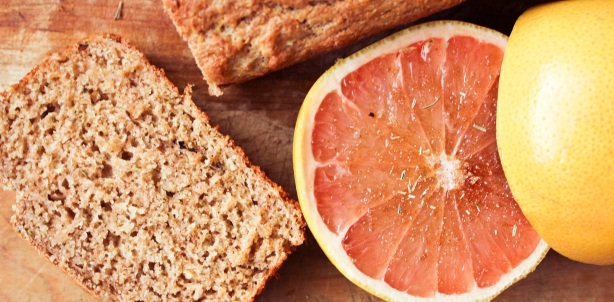 grapefruit rosemary bread at fourthbroomstick.wordpress.com