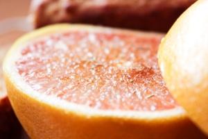 Grapefruit Rosemary Bread at fourbroomstick.wordpress.com